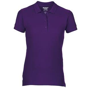Gildan Women's Premium Cotton Double Pique Sport Shirt