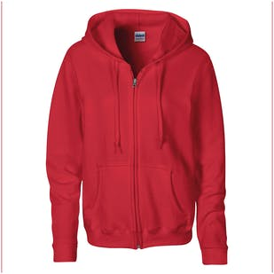 Gildan Women's Heavy Blend™ Full Zip Hoodie