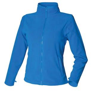 Henbury Women's Microfleece Jacket