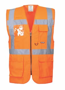 Portwest Berlin Hi-Vis Executive Vest