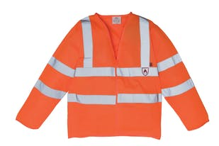 Yoko Flame Retardant Hi-Vis Sleeved Waistcoat
