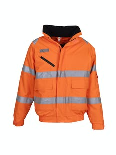 Yoko Fontaine Hi-Vis Flight Jacket