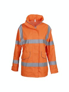 Yoko Ladies Hi-Vis Executive Jacket