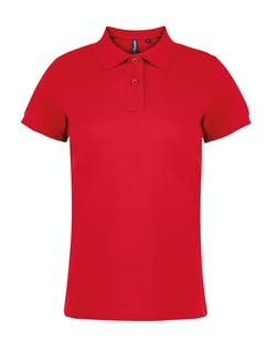 Asquith & Fox Ladies Polo Shirt