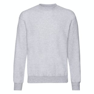 Fruit of The Loom Classic 80/20 Set-in Sweatshirt
