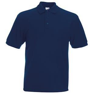Fruit of The Loom Heavyweight 65/35 Polo Shirt