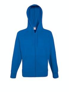 Fruit of The Loom Lightweight Hooded Sweatshirt Jacket