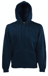 Fruit of The Loom Premium 70/30 Hooded Sweatshirt Jacket