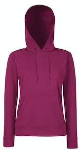 Fruit of The Loom Ladies Classic 80/20 Hooded Sweatshirt