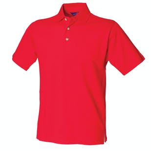 Henbury Classic Cotton Piqué Polo Shirt