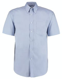 Kustom Kit Corporate Oxford Short Sleeved Shirt