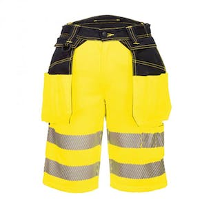 Portwest Hi-Vis Holster Work Shorts