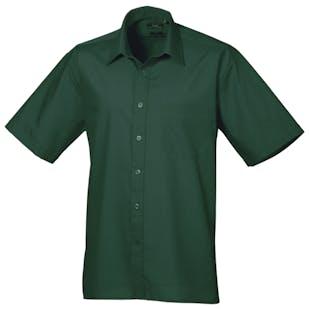 Premier Short Sleeve Poplin Shirt