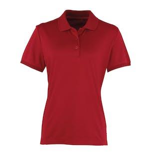 Premier Ladies Coolchecker Piqué Polo Shirt