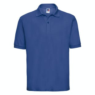 Russell Classic Polycotton Polo Shirt