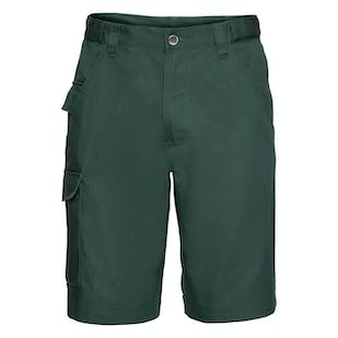 Russell Polycotton Twill Workwear Shorts