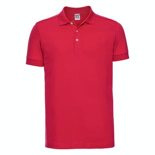 Russell Stretch Polo Shirt