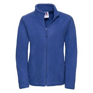 Russell Ladies Full Zip Outdoor Fleece