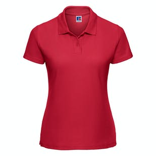 Russell Ladies Classic Polycotton Polo Shirt