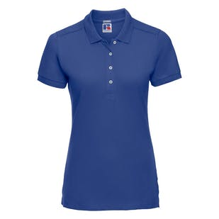 Russell Ladies Stretch Polo Shirt