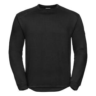 Russell Heavy Duty Crew Neck Sweatshirt