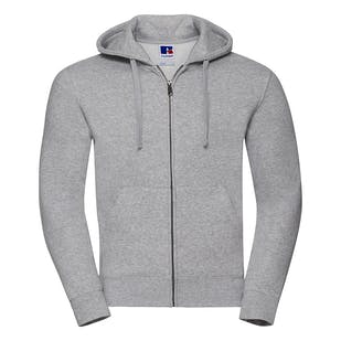 Russell Authentic Zipped Hooded Sweatshirt