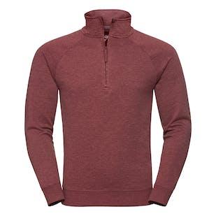 Russell HD 1/4 Zip Sweatshirt