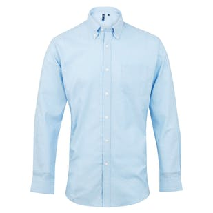 Premier Signature Oxford Long Sleeve Shirt
