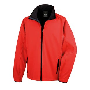 Result Softshell Jacket