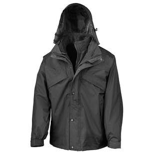 Result 3 In 1 Zip And Clip Jacket
