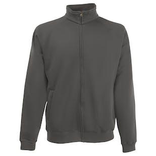 Fruit of The Loom Classic 80/20 Sweatshirt Jacket