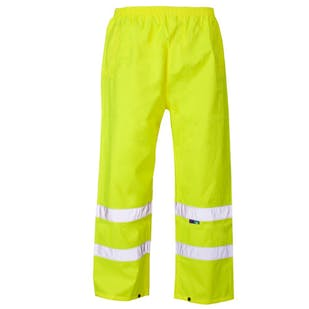 Supertouch Hi-Vis Trousers