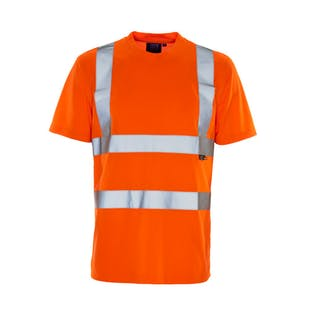 Supertouch Bird Eye Hi-Vis T-Shirt