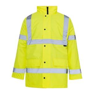 Supertouch Hi-Vis Storm Coat