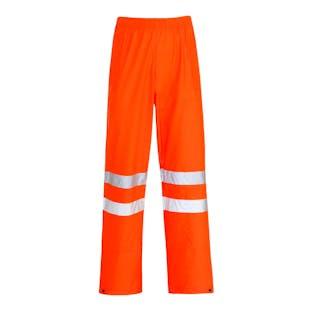 Supertouch Stormflex PU Hi-Vis Trousers