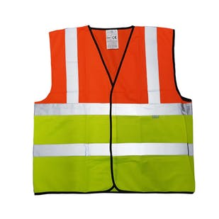 Supreme Basic Hi-Vis Two Tone Vest