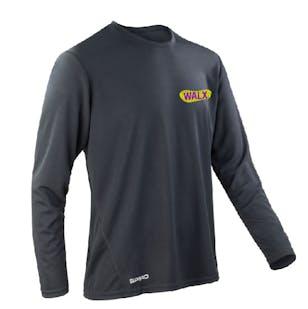 WALX Quick-Dry Long Sleeve T-Shirt