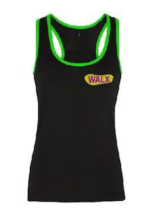 WALX Ladies Panelled Fitness Vest