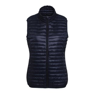 2786 Women's Tribe Fineline Padded Gilet