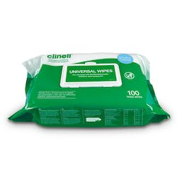 Clinell Universal Antimicrobial Wipes