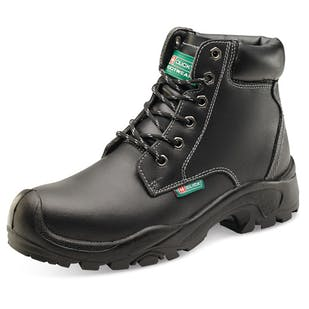 Beeswift 6 Eyelet Pur Boots