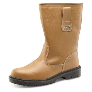 Beeswift Rigger Lined Boots