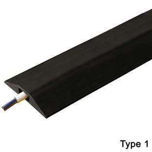 Black Cable Covers