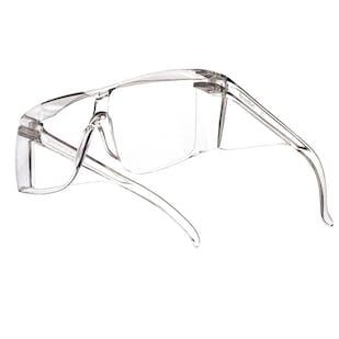 Bollé Visiteur VISPI Coverspec Glasses - Clear Lens