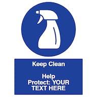 Keep Clean - Help Protect