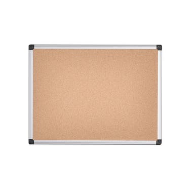 Maya Aluminium Framed Cork Boards