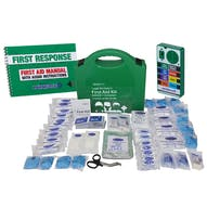 EurekaPlast BS8599-1:2019 First Aid Kits With Talking Guide