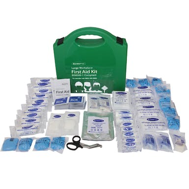 EurekaPlast BS8599-1:2019 First Aid Kits
