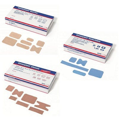 BSN Assorted Sterile Plasters