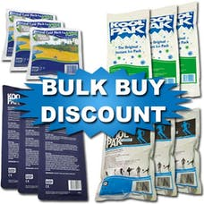 Bulk Buy Discounts On Hot and Cold Therapy
